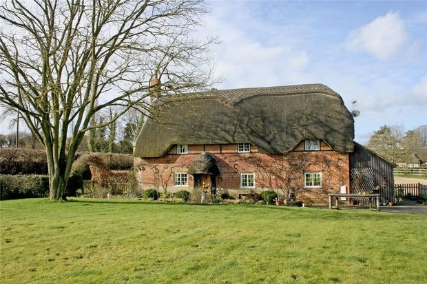 Thumbnail Cottage for sale in North End, Damerham, Fordingbridge, Hampshire