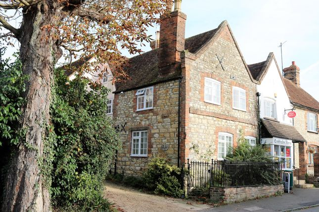 4 bed semi-detached house for sale in Upper Church Street, Cuddington, Aylesbury