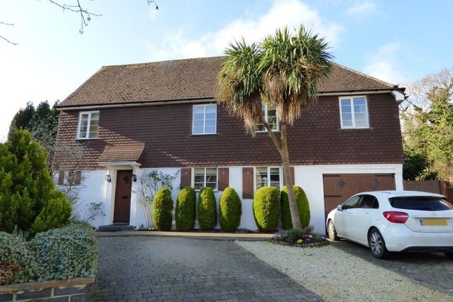 Thumbnail Detached house for sale in Wychwood Close, Craigweil-On-Sea