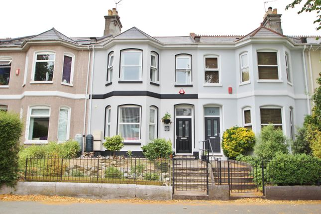 Thumbnail Terraced house to rent in Wilton Street, Plymouth