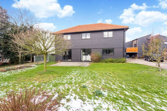 Thumbnail Detached house to rent in The Old Racecourse, Lewes