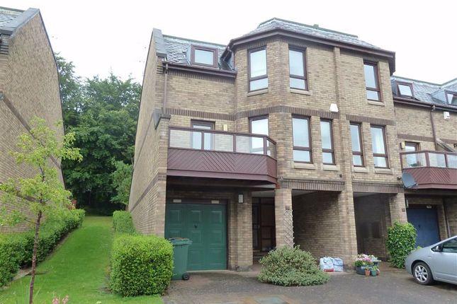 Thumbnail Terraced house for sale in Beechmount Park, Edinburgh