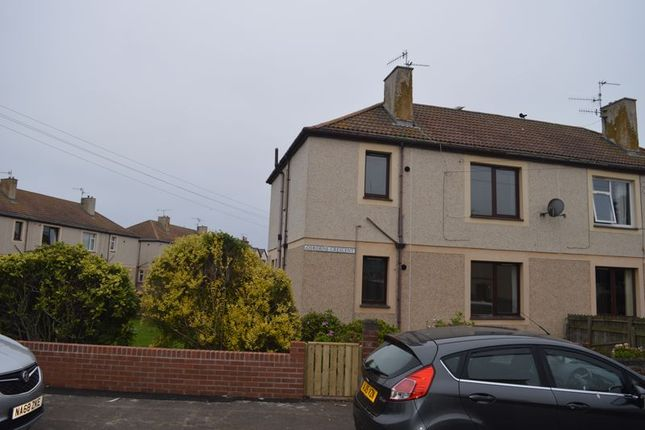 Thumbnail Flat for sale in Osborne Crescent, Tweedmouth, Berwick-Upon-Tweed