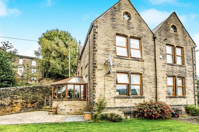 Thumbnail Detached house for sale in Tuel Lane, Sowerby Bridge