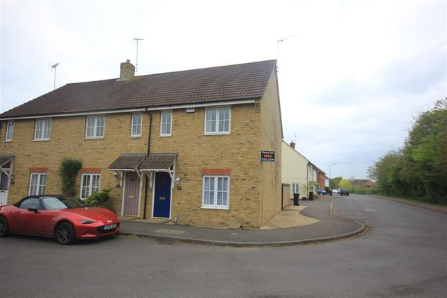 Thumbnail End terrace house to rent in Honeymead Lane, Sturminster Newton
