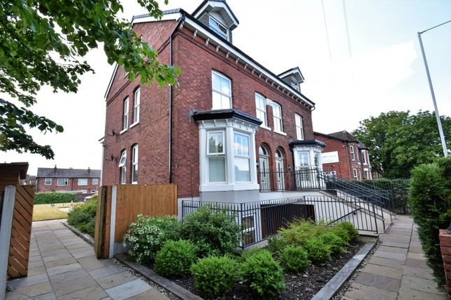 Thumbnail Flat to rent in Buxton Road, Stockport