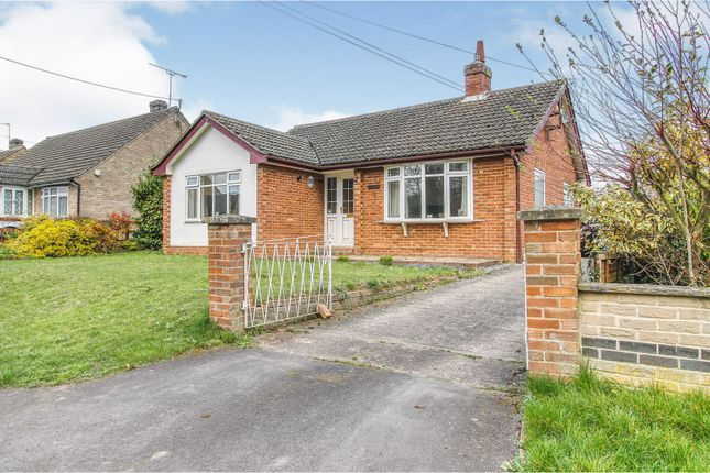 Thumbnail Detached bungalow for sale in Brook Street, Soham, Ely