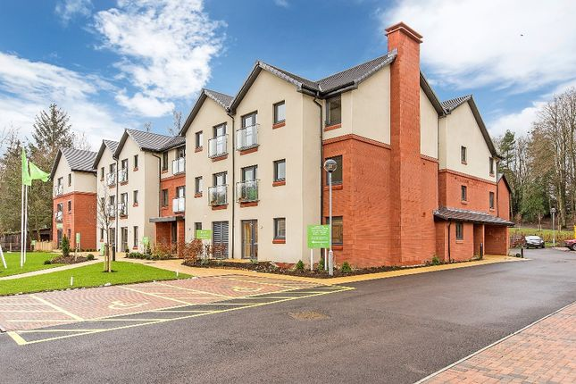 Thumbnail Flat for sale in Apartment 14 Darroch Gate, Coupar Angus Road, Blairgowrie, Perthshire