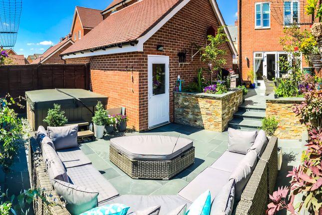 Thumbnail Semi-detached house for sale in Sargent Way, Broadbridge Heath, Horsham