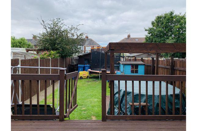 Rear Garden of Kirklands Road, Hull HU5