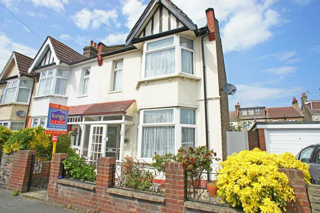 Thumbnail End terrace house for sale in Templeton Avenue, London