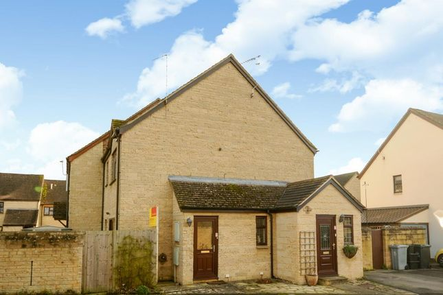 Thumbnail Semi-detached house to rent in Manor Road, Witney