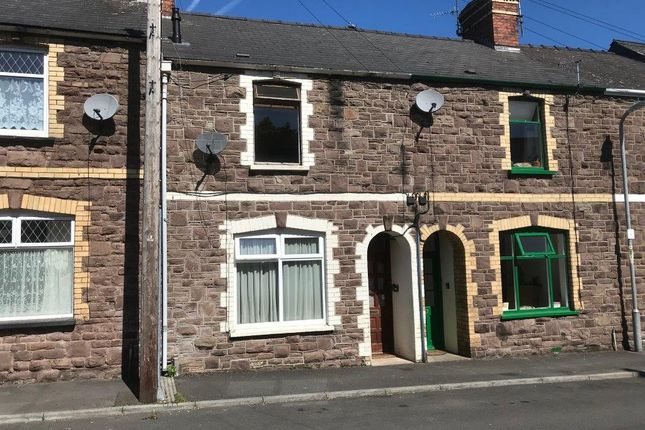 Thumbnail Terraced house to rent in St Helens Road, Abergavenny