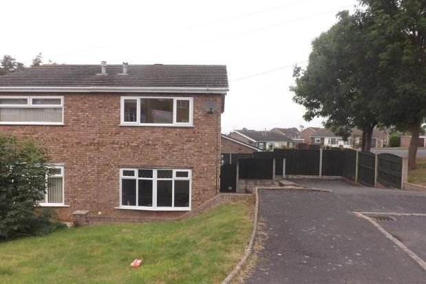 Thumbnail Property to rent in Llwyn Onn, St. Asaph