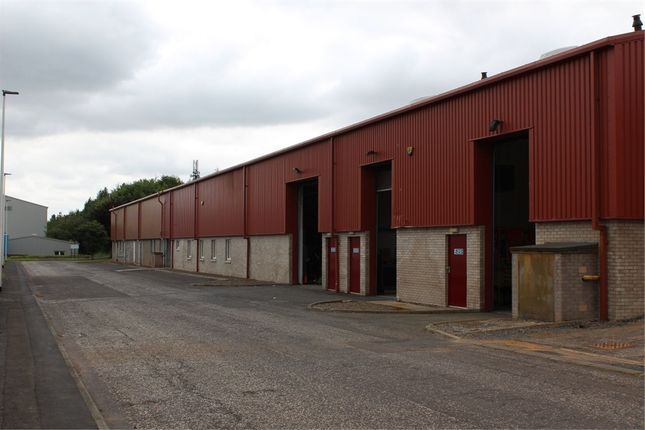 Thumbnail Commercial property to let in Unit E Industrial And Warehouse Premises, Pinnaclehill Industrial Estate, Kelso, Roxburghshire, Scottish Borders