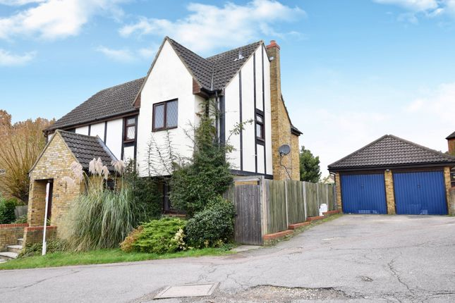 Detached house for sale in Conifer Walk, Chells Manor, Stevenage