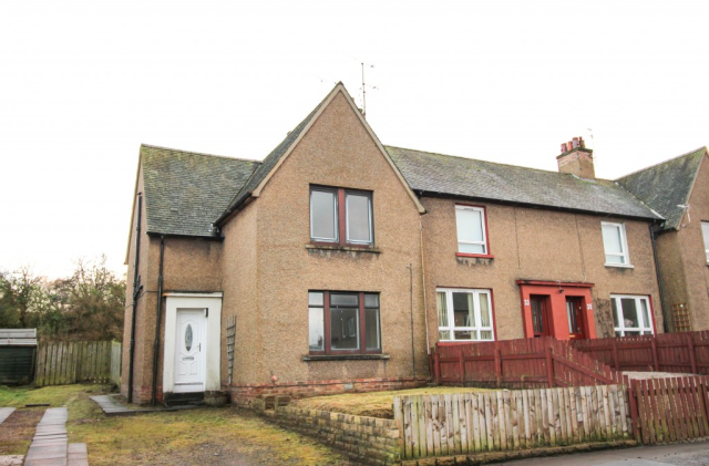 Thumbnail End terrace house to rent in Fairlie Street, Camelon FK1,