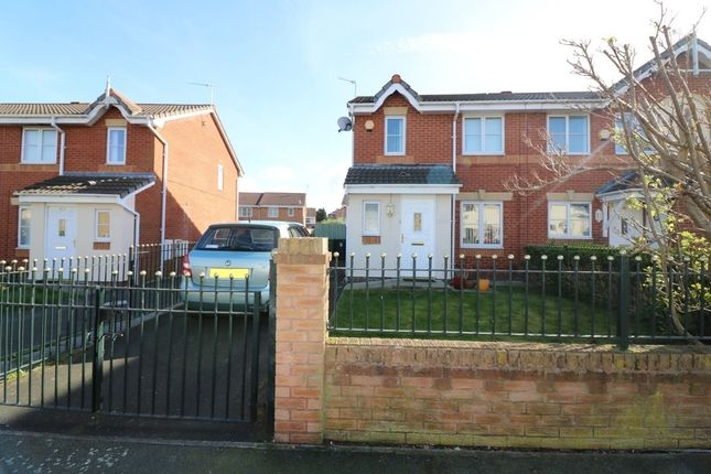 Thumbnail Semi-detached house to rent in Lansdowne Road, Prenton