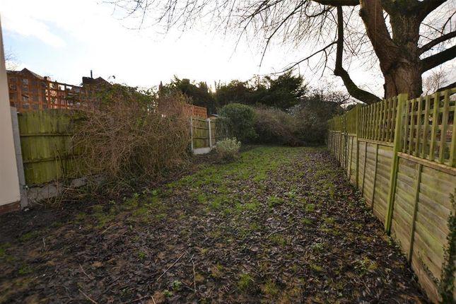 Garden of Brook Street, Stourbridge DY8