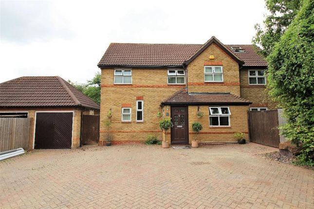 Thumbnail Detached house for sale in Moss Bank, Meesons Lane, Grays