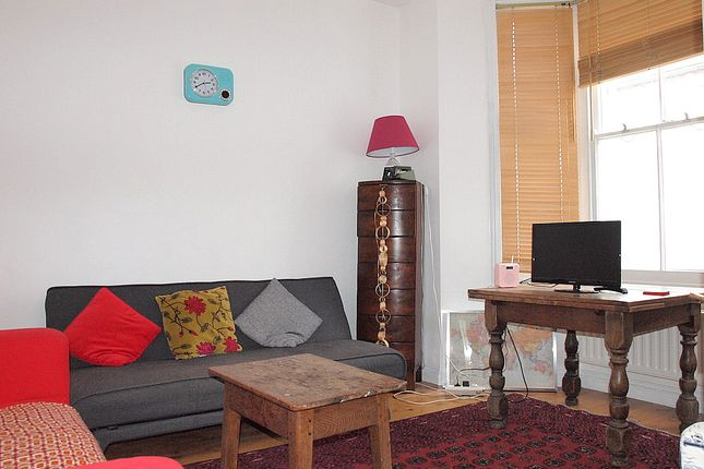 Thumbnail Flat to rent in Kitson Road, London