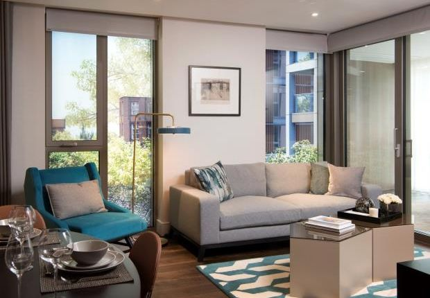 Thumbnail Flat for sale in Chartwell, Prince Of Wales Drive, Wandsworth