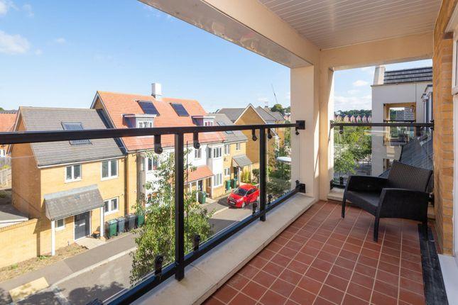 Bedroom Balcony of Blandford House, Sir Henry Brackenbury Road, Repton Park, Ashford TN23