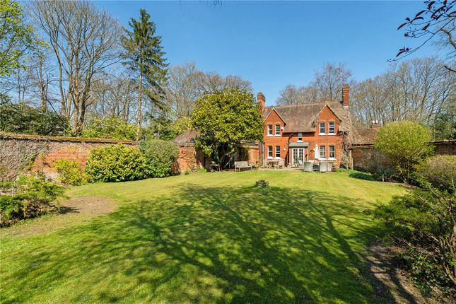 Thumbnail Detached house for sale in Cheapside, Ascot, Berkshire