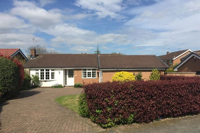 Thumbnail Detached bungalow for sale in Montague Drive, Loughborough