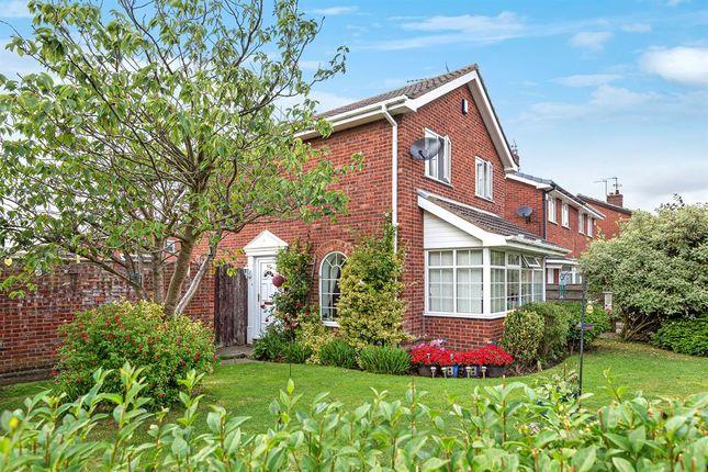 Thumbnail Detached house for sale in Hardrada Way, Stamford Bridge, York