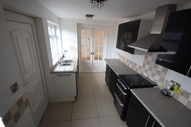 Kitchen of Windsor Terrace, Horden, County Durham SR8