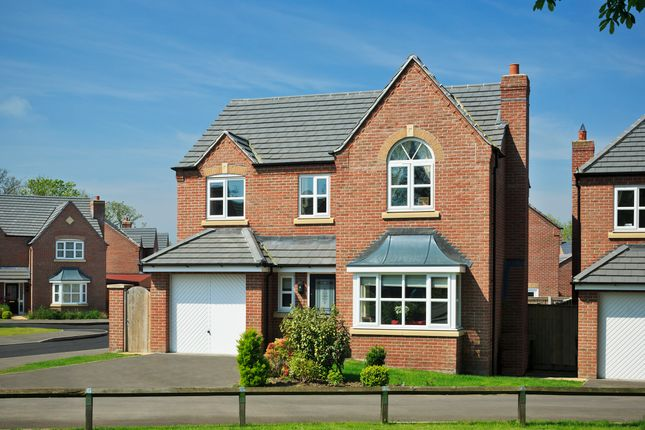 Thumbnail Detached house for sale in The Bramhall, Rectory Lane, Standish, Greater Manchester