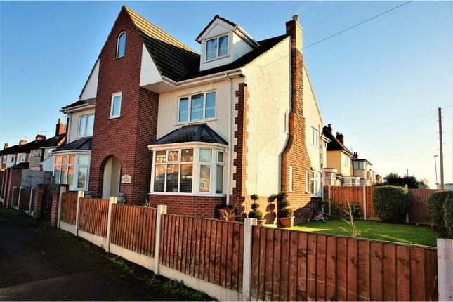 Thumbnail Detached house for sale in Cardinals Walk, Leicester