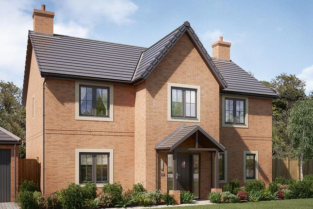 "Thumbnail Detached house for sale in ""The Hexham"" at Garden House Drive, Acomb, Hexham"