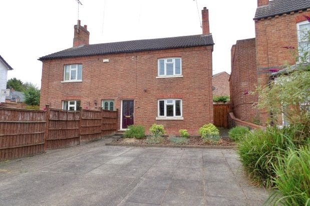 Thumbnail Property to rent in Bingham Road, Radcliffe-On-Trent, Nottingham