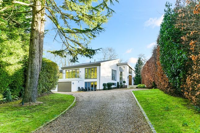 Thumbnail Detached house for sale in Motts Hill Lane, Walton On The Hill