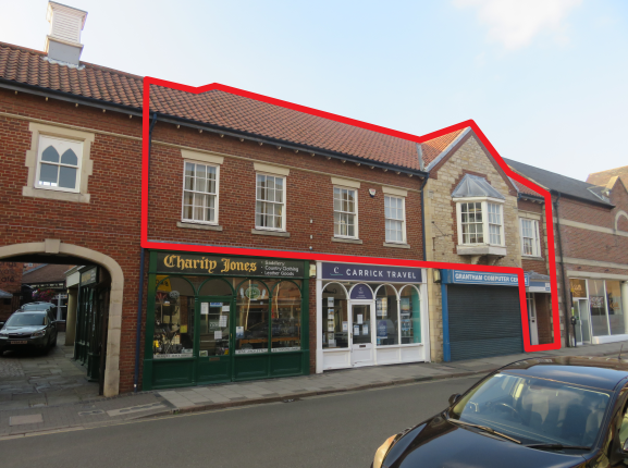 Thumbnail Office to let in Guildhall Street, Grantham