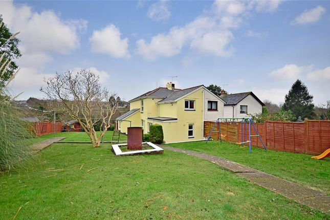 3 bed semi-detached house for sale in Quarry Road, Ryde, Isle Of Wight