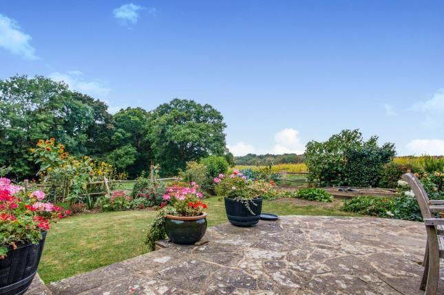 Garden of Blacksmiths Field, Bodiam, Robertsbridge, East Sussex TN32