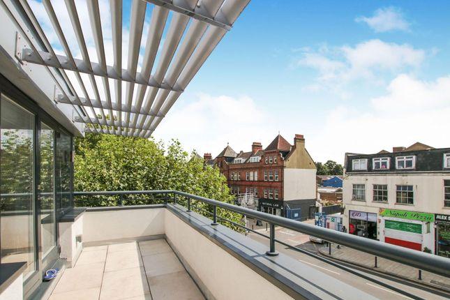 Balcony of 100 Lavender Hill, Battersea SW11