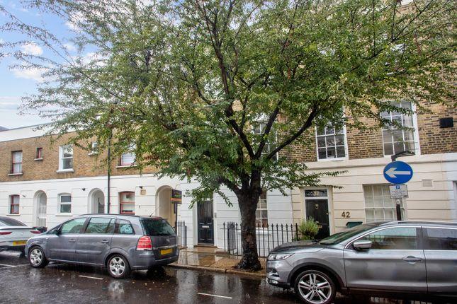 Thumbnail Flat for sale in Balfe Street, London