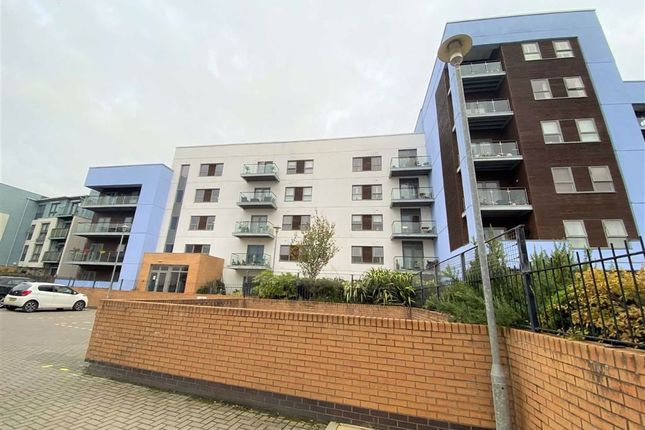 Thumbnail Flat for sale in Mariners Court Lamberts Road, Marina, Swansea