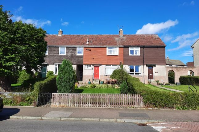 Thumbnail Terraced house for sale in Fernielea Crescent, Aberdeen