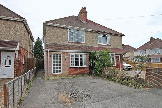 Thumbnail Semi-detached house to rent in Belton Road, Sholing, Southampton
