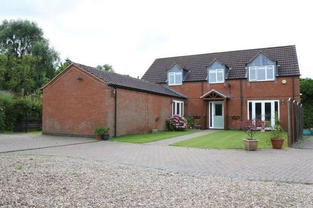 Thumbnail Detached house to rent in Water Lane, Hough-On-The-Hill, Grantham