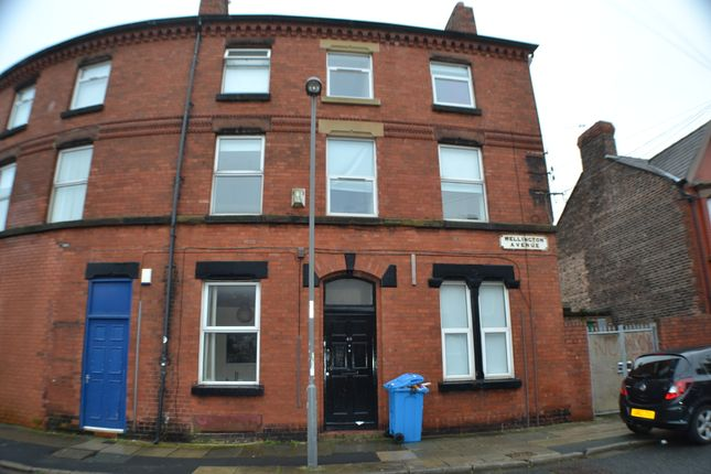 Thumbnail End terrace house for sale in Wellington Avenue, Wavertree, Liverpool