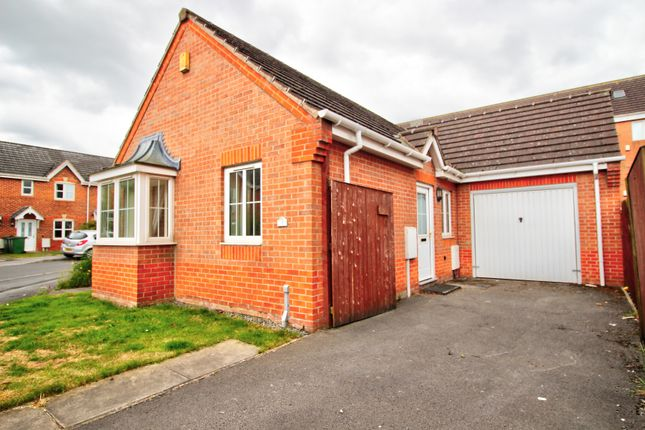 Thumbnail Bungalow for sale in Bourne Drive, Langley Mill, Nottinghamshire