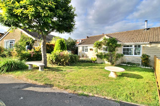 2 bed semi-detached bungalow for sale in Willow Crescent, Broughton Gifford, Melksham, Wiltshire SN12