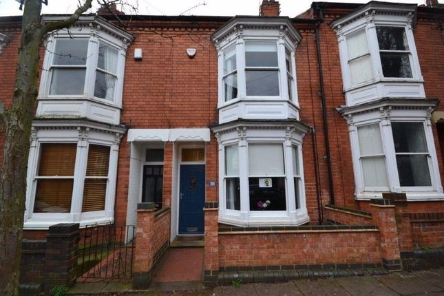 2 bed terraced house to rent in Harrow Road, West End, Leicester LE3