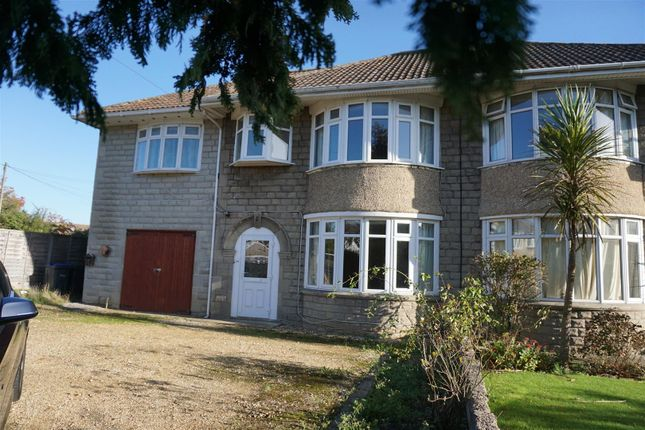 Thumbnail Semi-detached house to rent in The Croft, Trowbridge